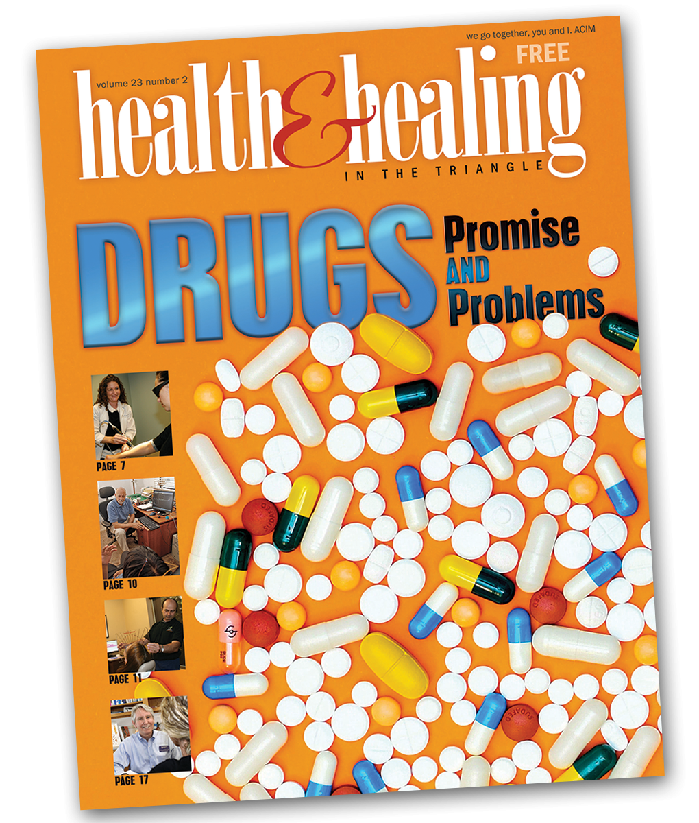 health & healing cover